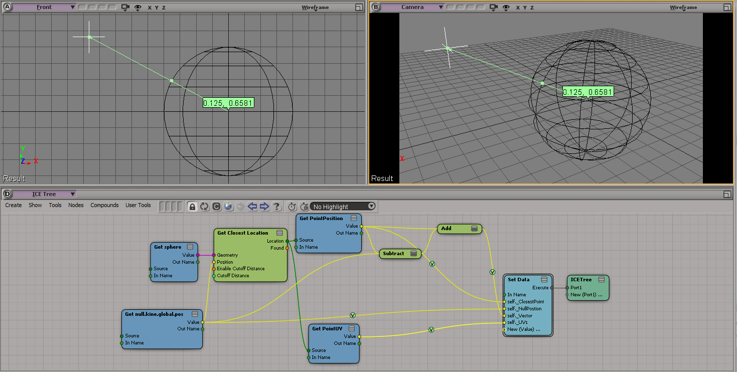 add closest surface constraint 01