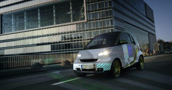 SMART ElectricDrive