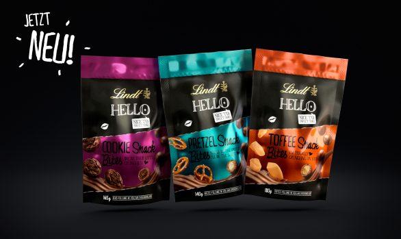 LINDT - HELLO Snackbites Tandem