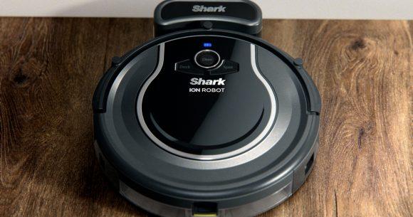 SHARK ION Robot - LEVITATION